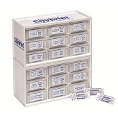 Beiersdorf Coverlets Cabinet - Filled