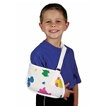 Arm Sling - Pediatric Print with Shoulder Pad (Infant)