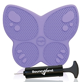 Wiggle Seat Sensory Cushion in Fun Shapes - Purple Butterfly