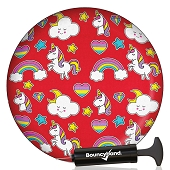 Wiggle Seat Sensory Cushion with Fun Cover - Unicorn