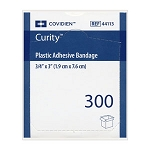 Curity Plastic Bandages - 3/4