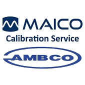 Maico & Ambco Standard Calibration (Only)