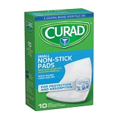CURAD Ouchless Non-Stick Pads - 2