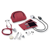 Fanny Pack Diagnostic Combo Kit - Burgundy