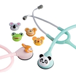 Adscope 617 Adimals Stethoscope - Pink