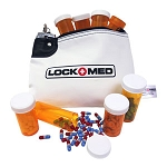 LOCKMED Portable Medication Bag - Large