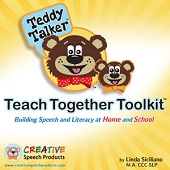 Teddy Talker Teach Together Toolkit