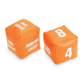 Fitness Dice Set Game