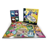 Flip2BFit - The Physical Fitness Board Game
