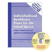 Individualized Health Care Plans for the School Nurse - CD (Only)