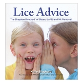 Lice Advice:  The Shepherd Method of Strand by Strand Nit Removal