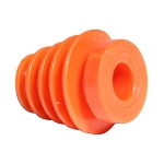 Madsen Alpha OAE & Bio-logic AUDX - Eartip, 7–11 mm, Orange (100-ct)