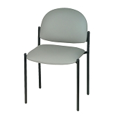 Hausmann Side Chair WITHOUT Arms