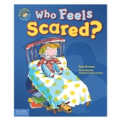 Our Emotions and Behaviors Book Series - Who Feels Scared?