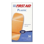 X-Large Sheer Plastic Strips - 2