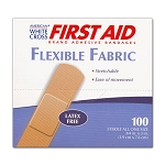 Flexible Fabric Strips - 3/4