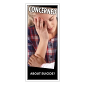 Concerned About Suicide? Pamphlet Pack