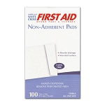 Latex-free Non-Adherent Gauze Pads (Sterile) - 2