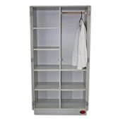 Double Door Storage Closet