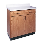 Fixed Wood Treatment Cabinet