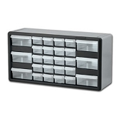 Compact Storage System - 26 Drawers