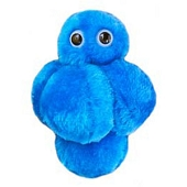 GIANTmicrobes - Staph Infection Microbe