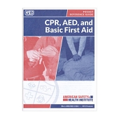 Pocket First Aid/CPR Guides (Each)