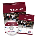 CPR and AED Training Program - DVD Instructor Package
