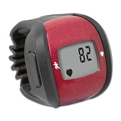 HealthSmart Ring Heart Rate Monitor (Red)
