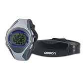 OMRON Wrist Heart Rate Monitor with Chest Strap
