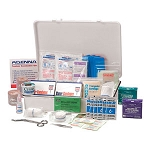 School Nurse Supply First Aid Kit - Complete (Cabinet Only)