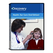 HEALTH: Ear Care - 2nd Edition (DVD)