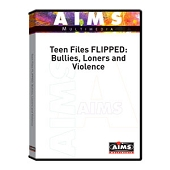 Teen Files FLIPPED: Bullies, Loners and Violence (DVD)