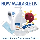 SNS Coronavirus (COVID-19) Supply List