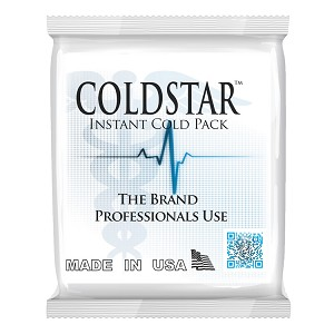 Cold Star Instant Cold Packs - Small (24/Case)