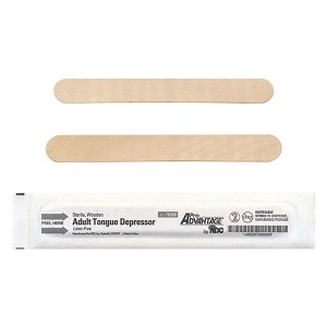 Tongue Depressors - Junior Non-Sterile (500-ct)