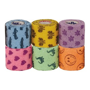 Kids Pack Self Adherent Bandages - 4