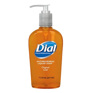 Dial Antibacterial Liquid Soap (7.5 oz Pump)