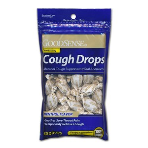 Cough Drops - Menthol (30-ct)