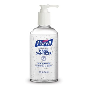 PURELL Advanced Instant Hand Sanitizer - 8 oz Pump