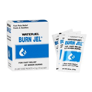 Water-Jel Burn Jel for Minor Burns (25-ct)