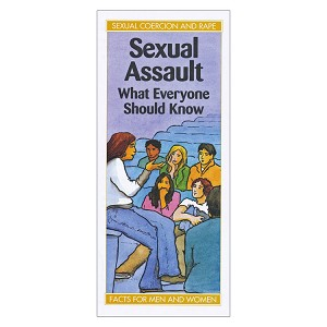 Sexual Assault:  What Everyone Should Know (Each)