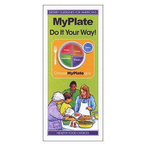 MyPlate:  Do It Your Way! (50/Pkg)
