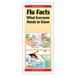 Flu Facts: What Everyone Needs to Know (50-ct)