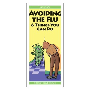 Avoiding The Flu: 6 Things You Can Do (Each)