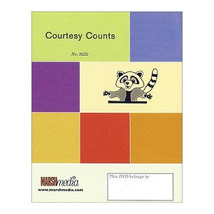 Courtesy Counts (DVD)