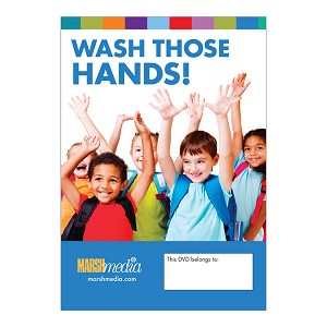 Wash Those Hands **SPANISH** (DVD)