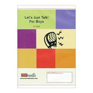 Let's Just Talk - For Boys DVD