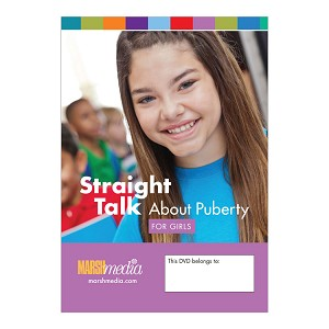 Straight Talk About Puberty - Girls (DVD)