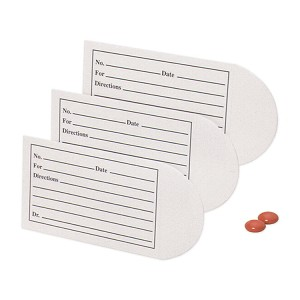 Pill Envelopes (100-ct)